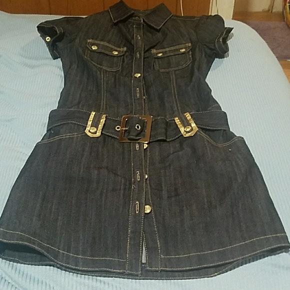 Rocawear Dresses & Skirts - Rocawear jean dress